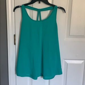 Old Navy Turquoise Active Tank